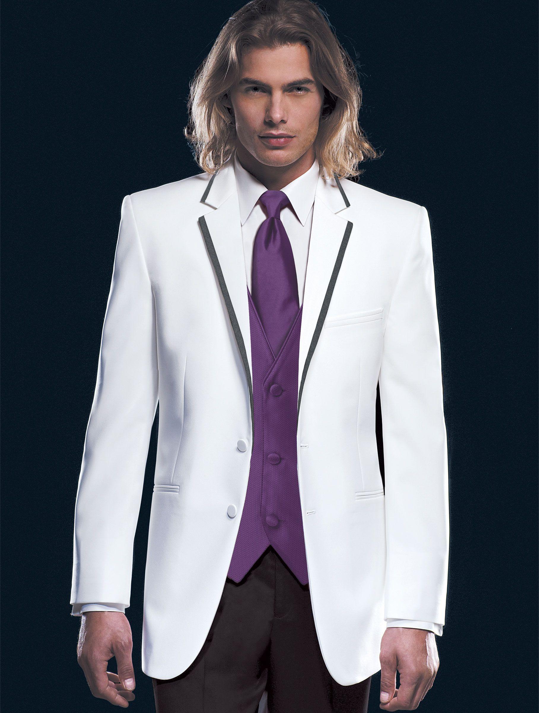c12413a8d07661 All Men's Tuxedo & Suit Rental Styles in 2019 | • Prom • | Purple ...