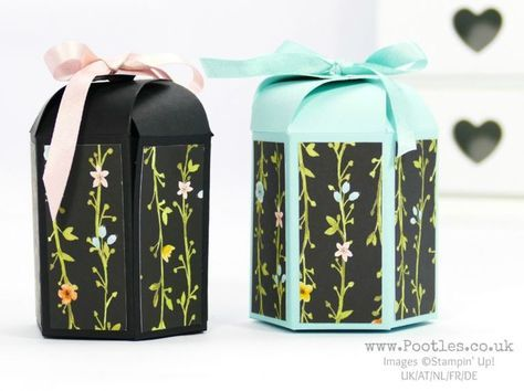 Photo of Whole Lot of Lovely Hexagonal Box with Cute Close Top
