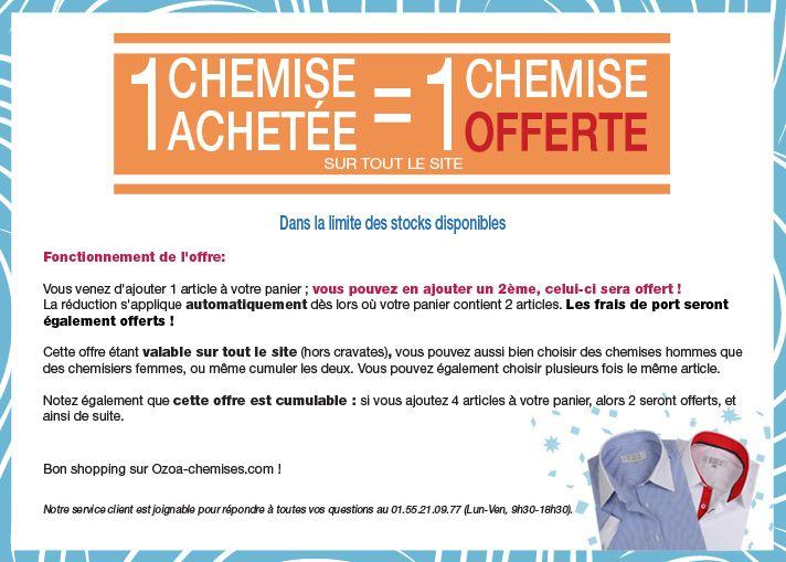 Ozoa Chemises Commander Un Article Etape 1 Chemise Applique