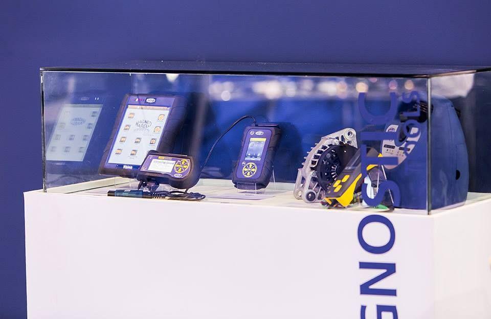Magneti Marelli At Automechanika Frankfurt 2014  Final Products Are The Culmination Vehicle