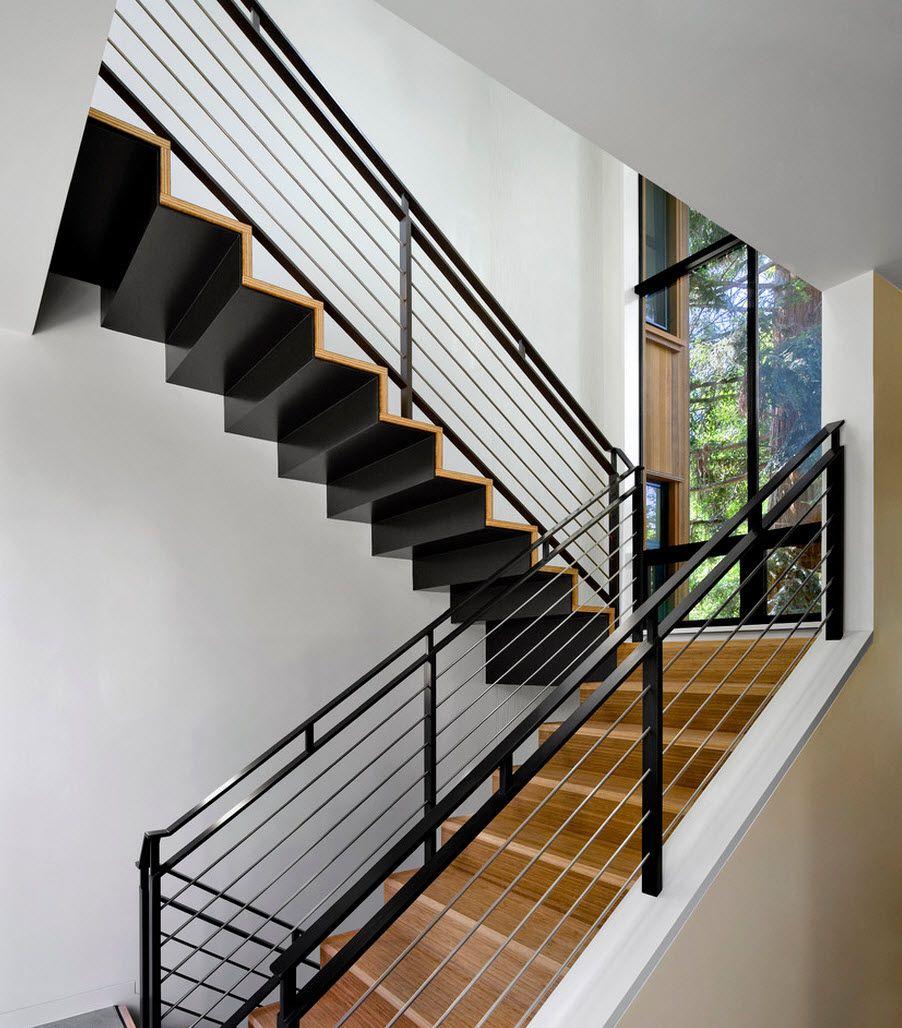 Barandas de madera para exterior buscar con google for Escaleras para planos
