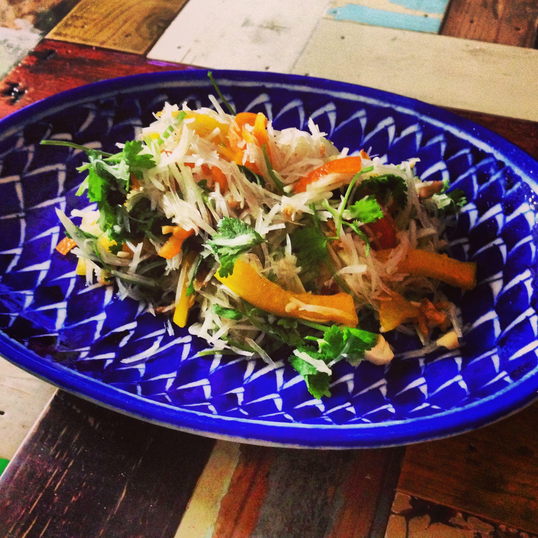 Papaya Salada