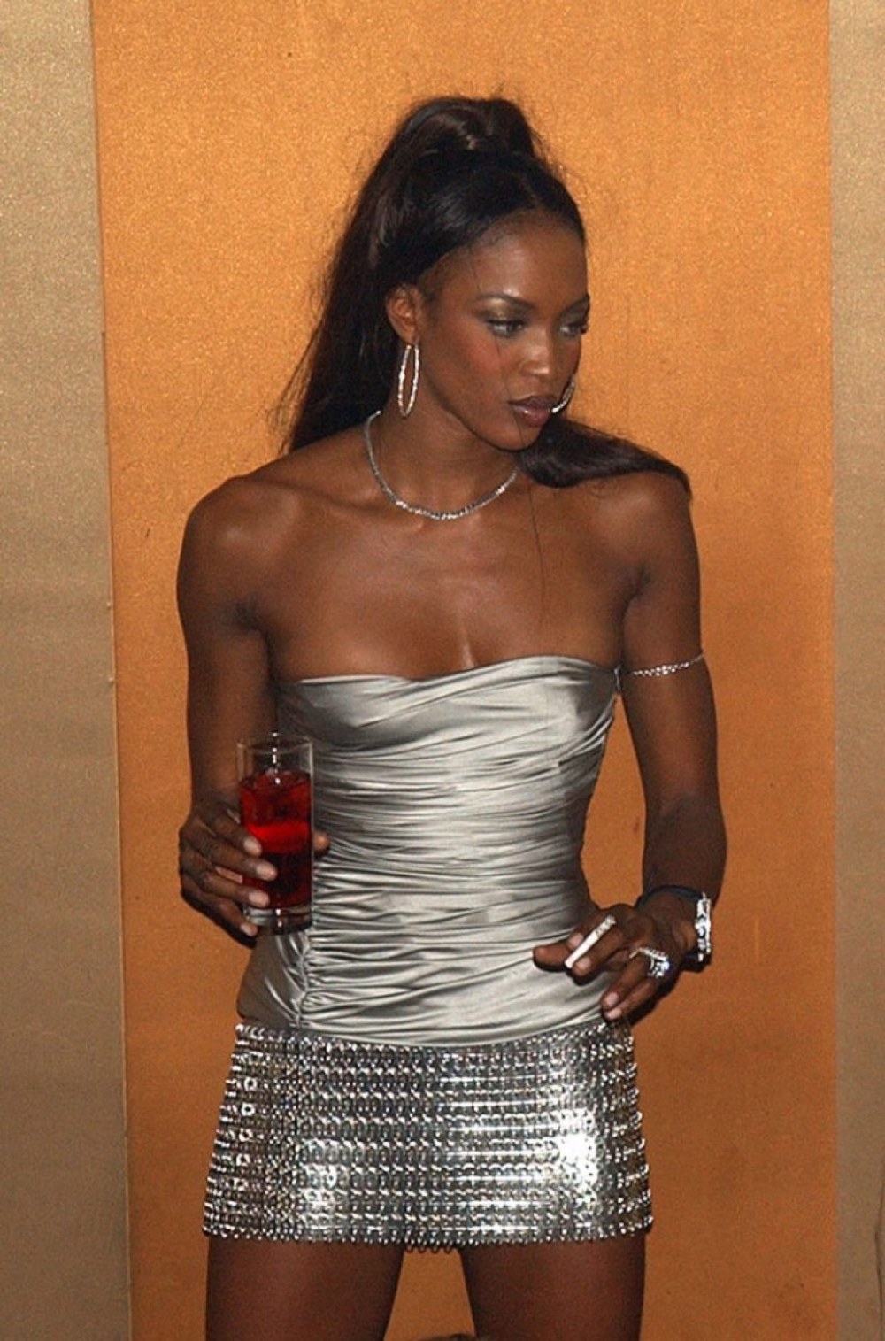 Naomi Campbell - Business of Fashion 500 Gala in Paris 30