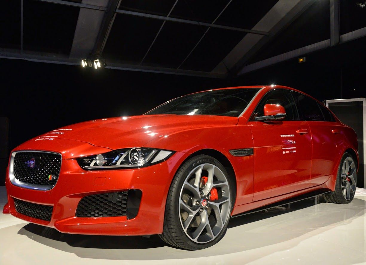 The Jaguar XE carleasing deal one of the many cars