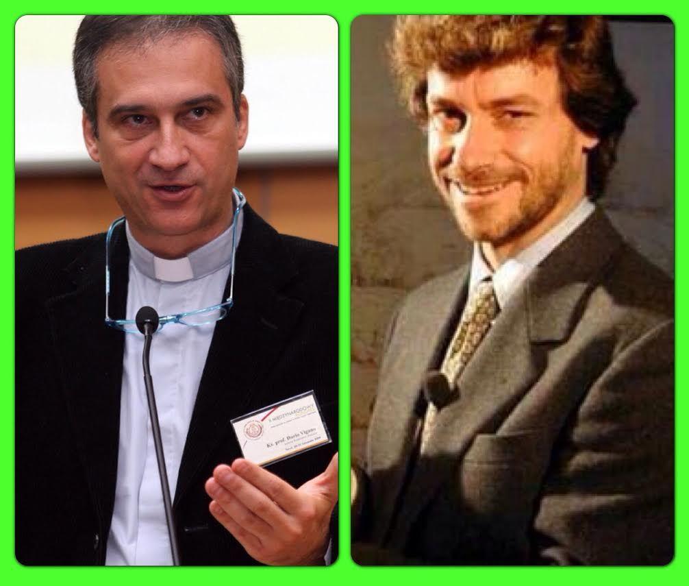 Alberto Angela e Dario Viganò alla scoperta del Vaticano