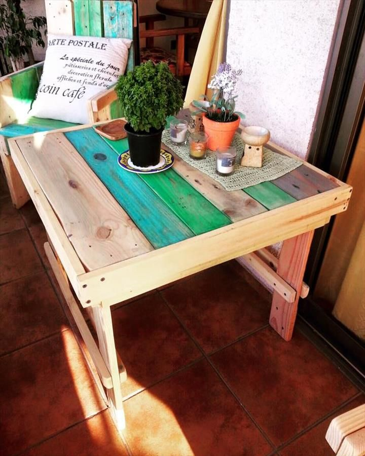 300+ Pallet Ideas and Easy Pallet Projects You Can Try - Page 17 of 29 - Pallets Pro