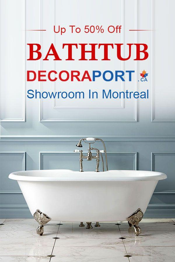 For bathroom fixtures,you can vistit decoraport.ca!Visit our ...