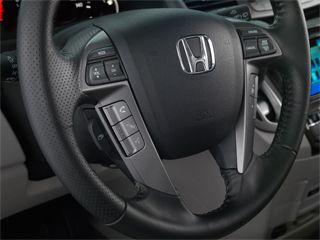 Steering Wheel Mounted Controls 2015 Odyssey | Las Vegas Honda Dealers |  2015 Honda Odyssey
