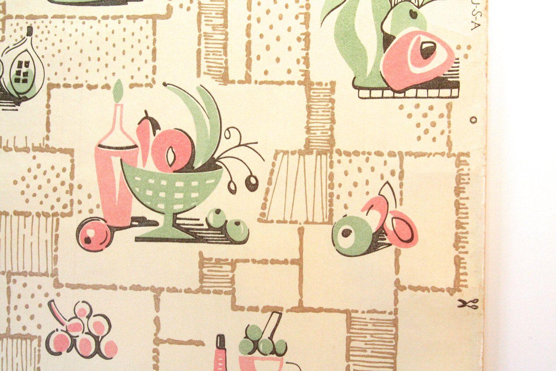 Kitchen Wallpaper Patterns 6 Decor Ideas Enhancedhomes Org
