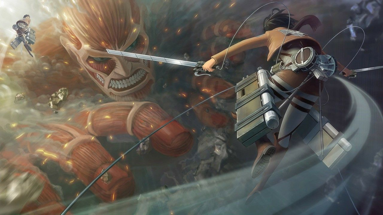 Attack on Titan Season Now on Hulu and Crunchy Roll, Debut