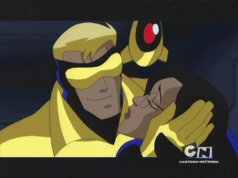 Booster Gold Justice League Justice League Unlimited Cartoon