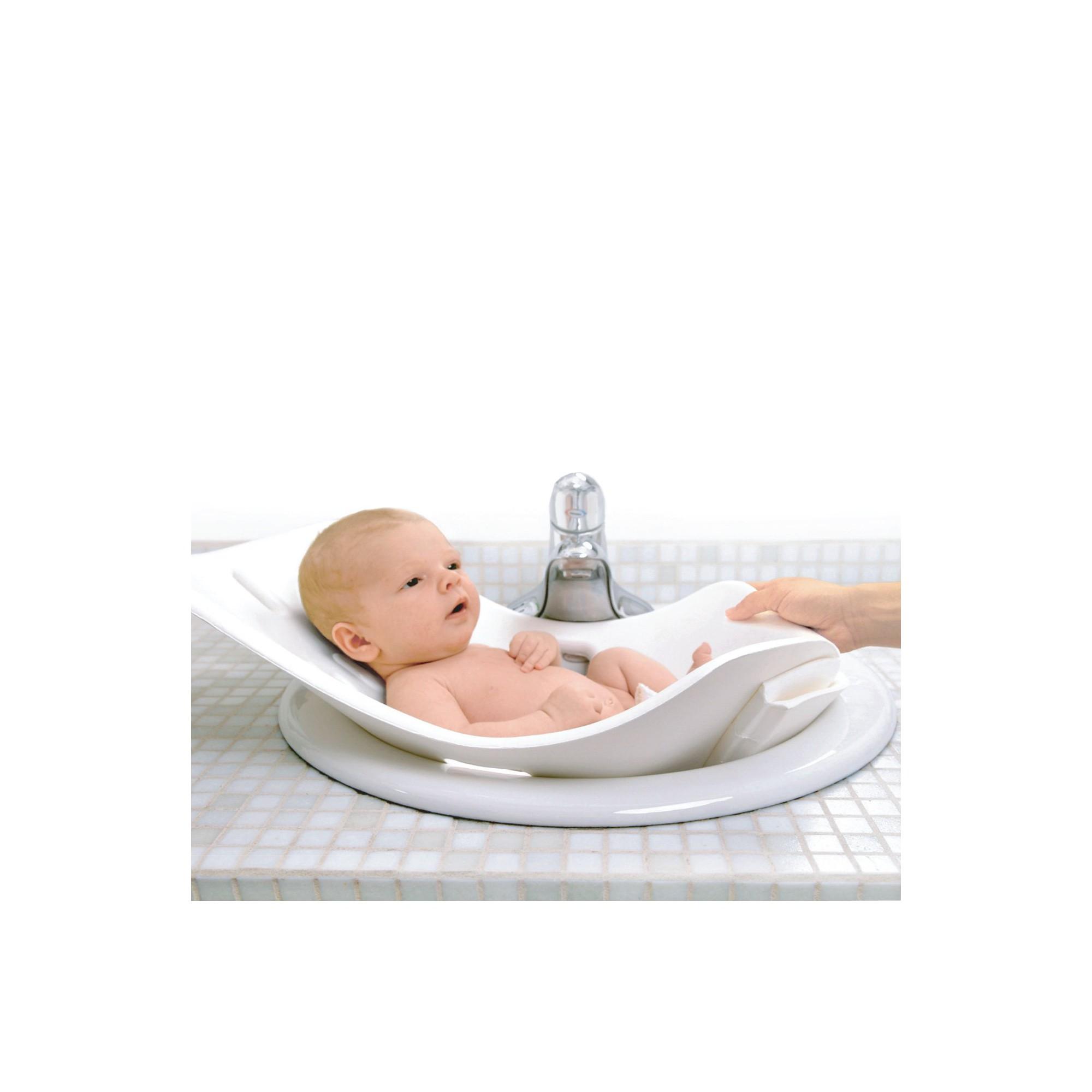 Puj Soft Infant Bath Tub - White | Bath tubs and Products