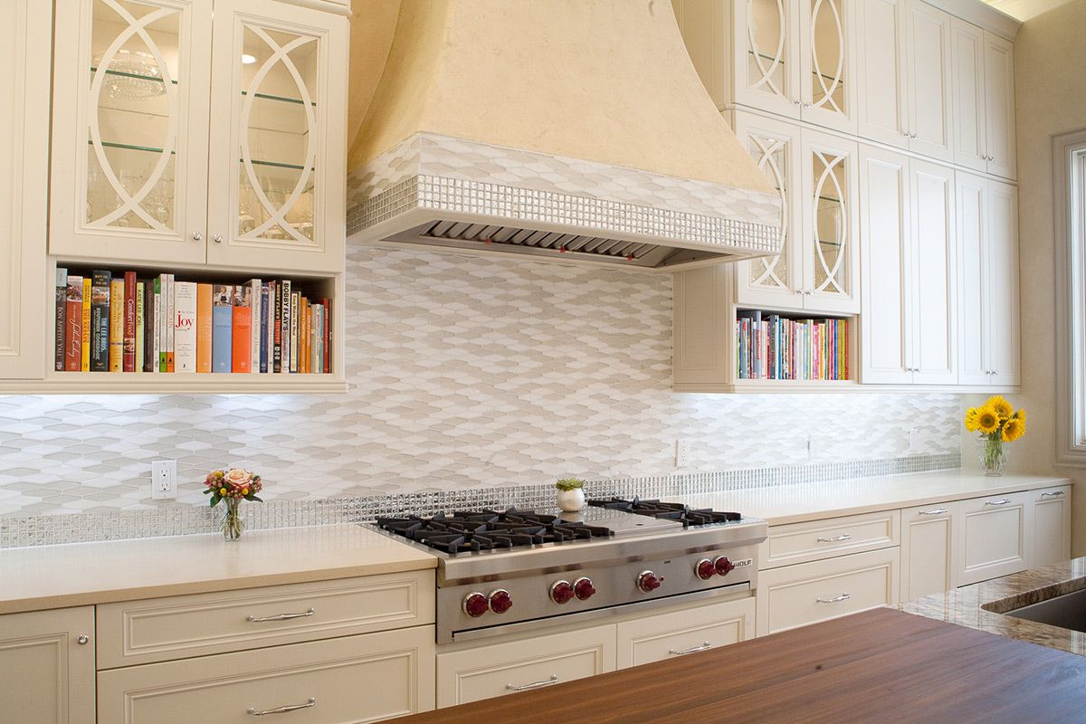 Custom kitchen cabinets provide beauty and function | Kitchen Dreams ...