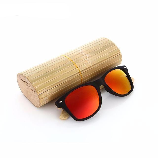 16fa6b81b0 Zen Bamboo Sunglasses
