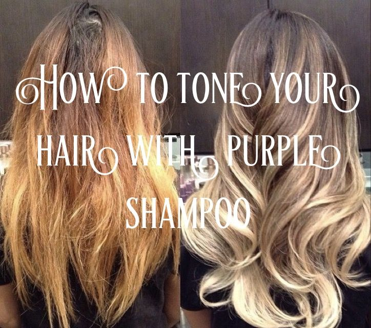 How To Tone Your Hair With Purple Shampoo And Which Ones Are The Best Blonde Hair Sally S Sally Beauty Blonde Hair Purple Shampoo Hair Beauty Purple Hair