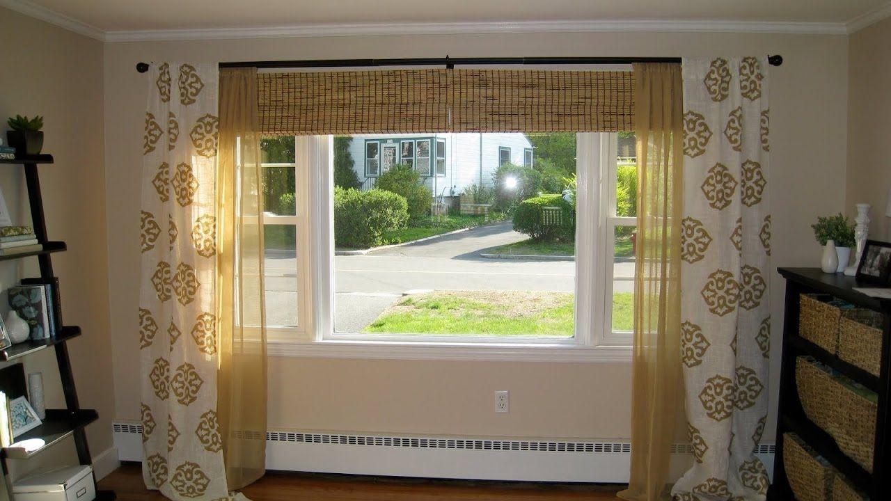 20 Modern Curtain Ideas For Living Room 2021 Window Treatments Living Room Living Room Windows Roman Shades Living Room
