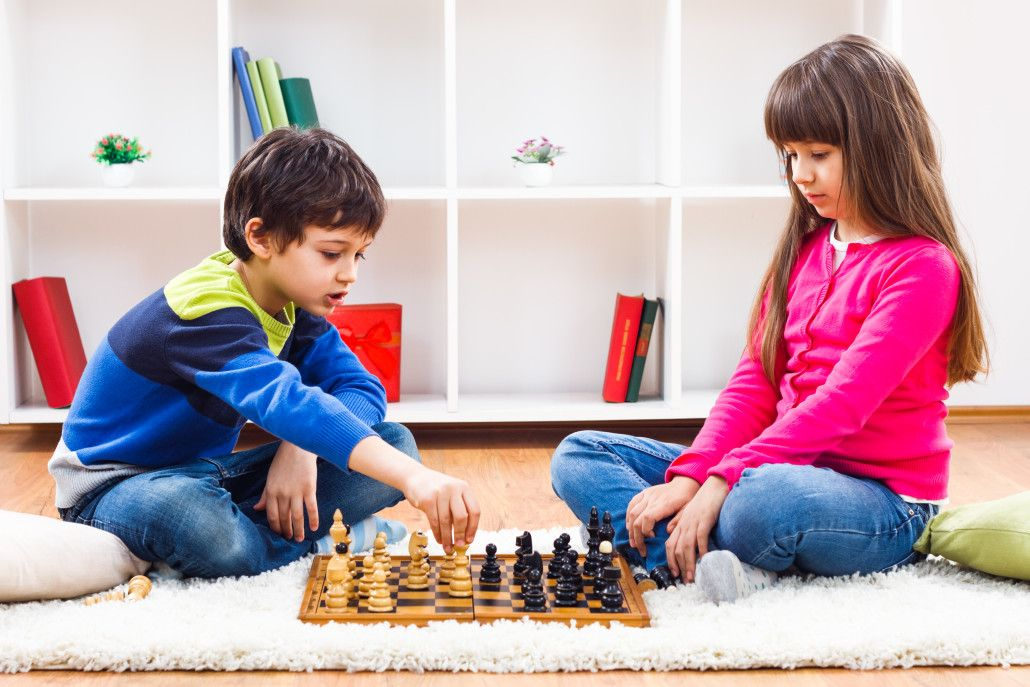 One of the most challenging, yet exciting board games would probably be chess. It is a game that involves skill and strategy where every single move on the chess board could have a consequence. It still remains a classic board game and is still played in schools all over... #classroomgames #family