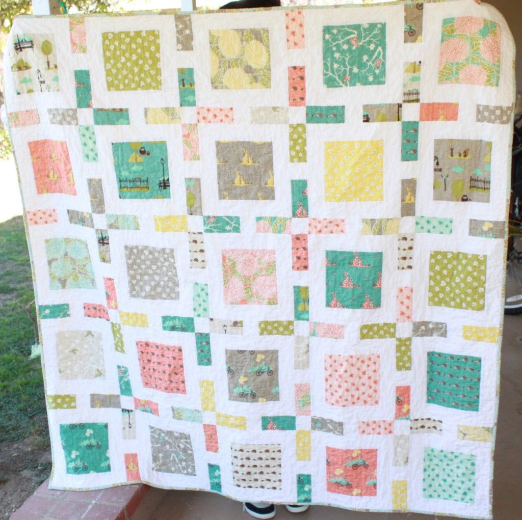 My Framed Quilt from Camille Roskelley Simply Retro book using ... : framed quilt - Adamdwight.com