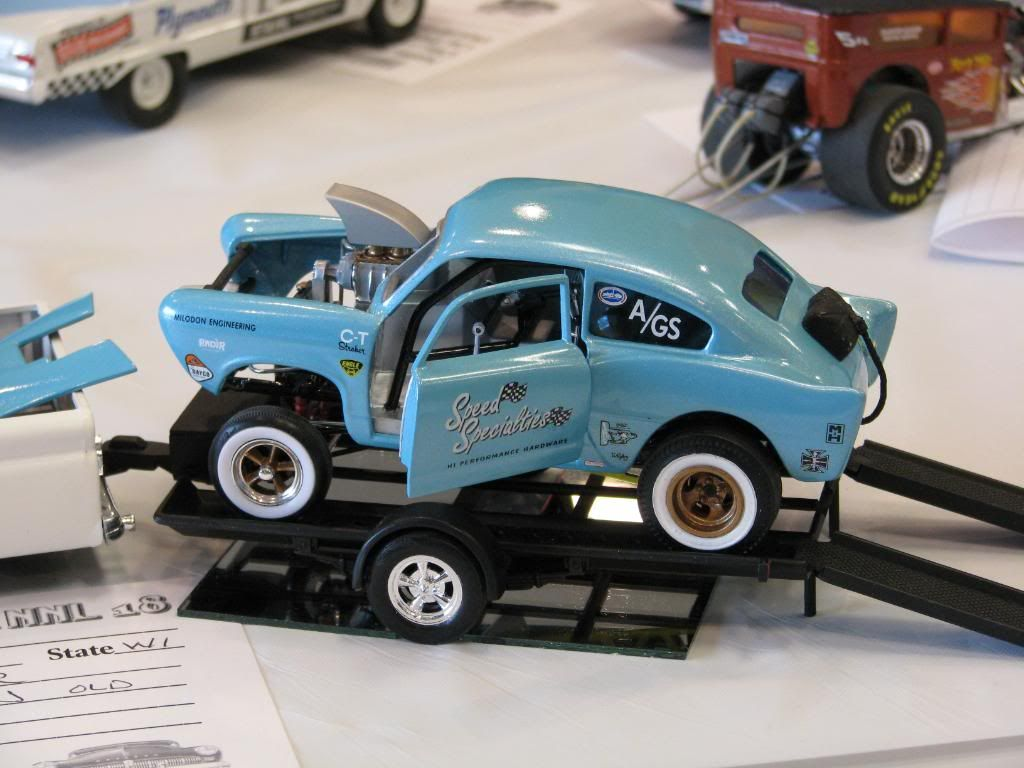Image result for revell 51 henry j gas coupe | Love model cars ...