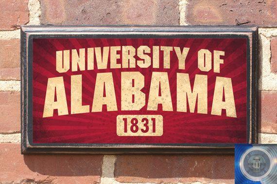 Alabama Crimson Tide Elished Date