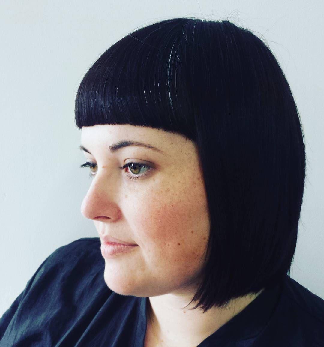 nice Модная стрижка каре-боб на средние волосы (50 фото ...