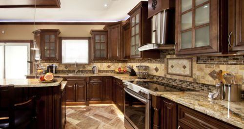 Best Details About 90 Kitchen Cabinets All Wood Wall And Base 400 x 300