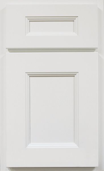 Best Aspect Cabinetry Aspen Door Style But With Slab Drawer 400 x 300
