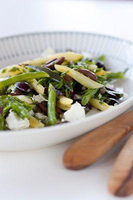 Chez Jasu: Salaatti sekalaisista pavuista