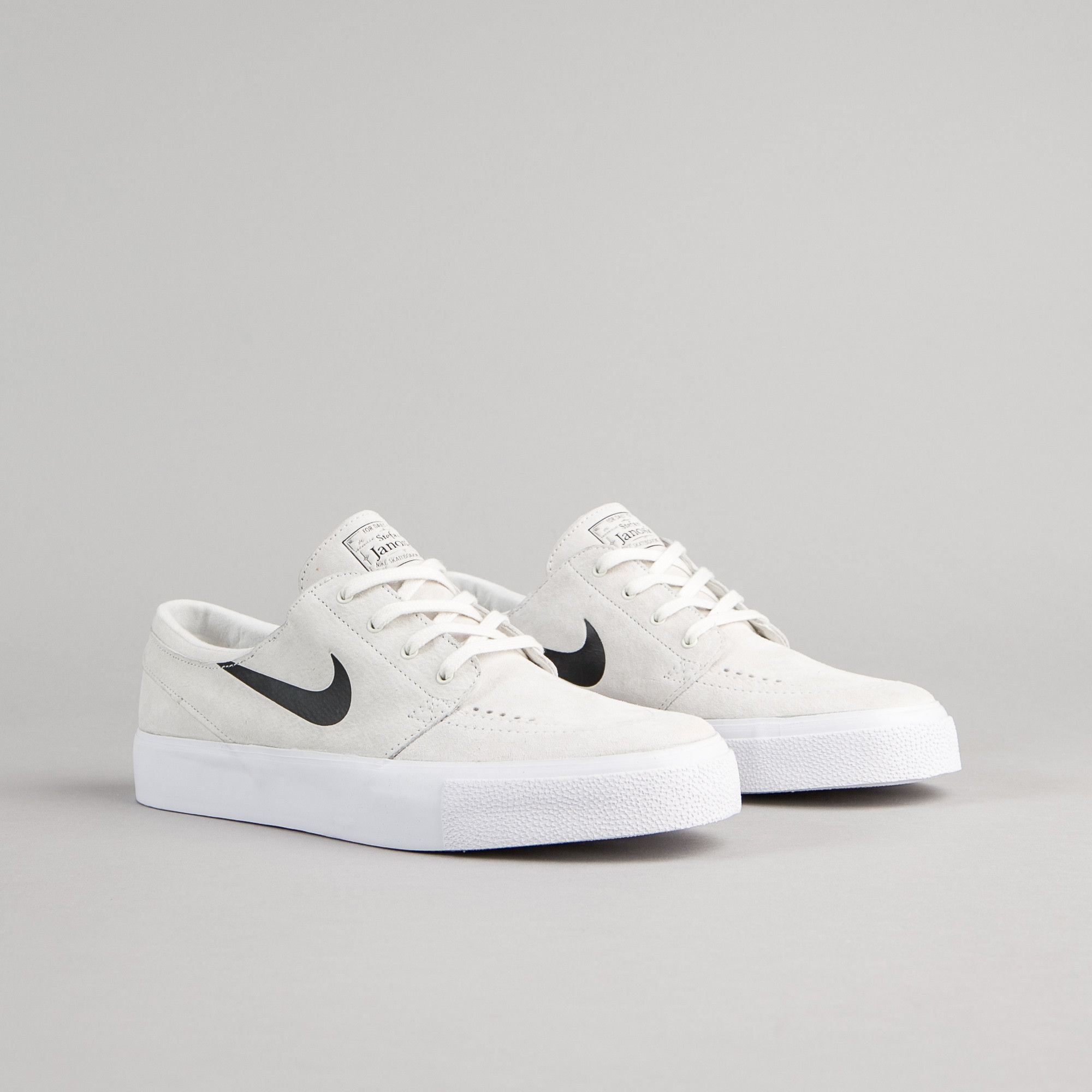 a874e12feb88 Nike SB Stefan Janoski HT Shoes - Summit White   Black