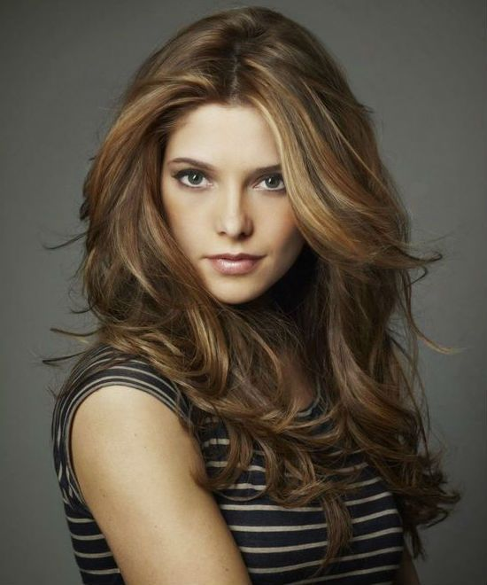 Hottest Ash Brown Long Wavy Hairstyles 2019 To Steal From Celebrities Long Wavy Hair Thick Hair Styles Hair Styles