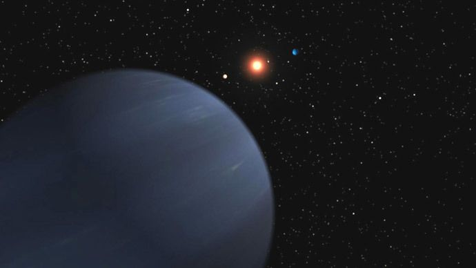 NASA Discovers 1,284 Planets Outside Solar System, The