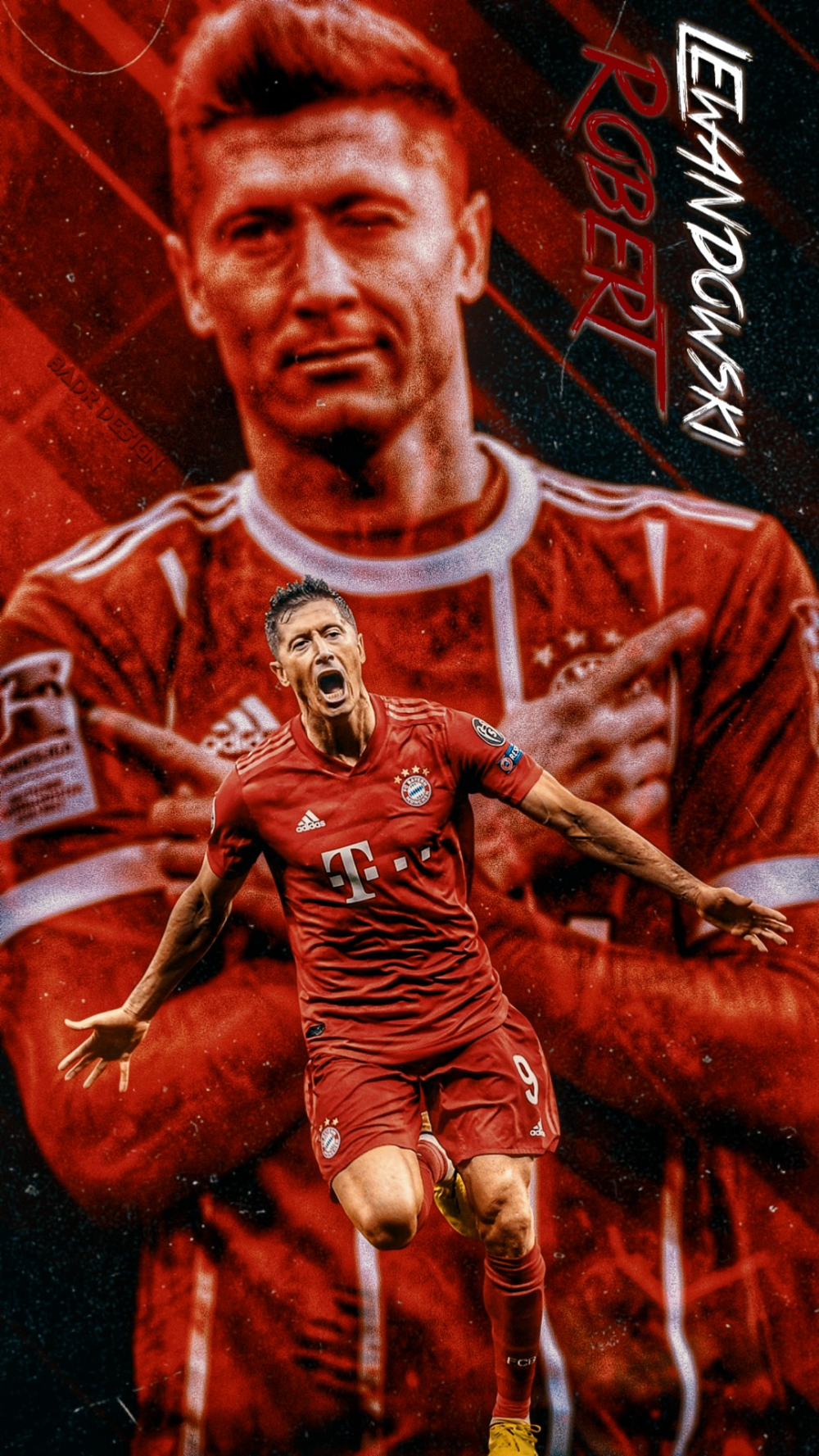 Badr On Twitter In 2020 Bayern Munich Wallpapers Lewandowski Football Wallpaper