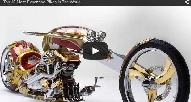 Top 10 Most Expensive Bikes In The World Motorcycle Bike