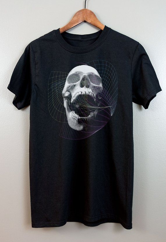 Vaporwave ShortSleeve T Shirt   Cyberpunk Aesthetic clothing Skull Soft grunge 90s Retrowave Futuristic Pastel goth Tumblr   Post Life is part of Soft Aesthetic Clothes - For USA orders  To receive your items in time for Christmas you must order by December 9th  Printed with DTG printers on a soft fashionfit unisex tee  The shirt is slightly fitted and made from thick heavier cotton, but it's still soft  Comfy as a coffin and the double stitching on the neckline and sleeves add durability  Also, you won't be naked  • 100% cotton jersey knit • Preshrunk • More contouring than a classic tshirt Shirt pictured is a Medium  This shirt will ship in 37 business days  Delivery time will depend on your location  Items are made to order and therefore cannot be returned, so doublecheck the sizing guide to make sure you get the right fit  Contact me if you have any questions  Size guide                         S      M      L      XL      2XL     3XL Length (inches)        27      28       29       30         31          32 Width (inches)          18      20       22       24         26          28