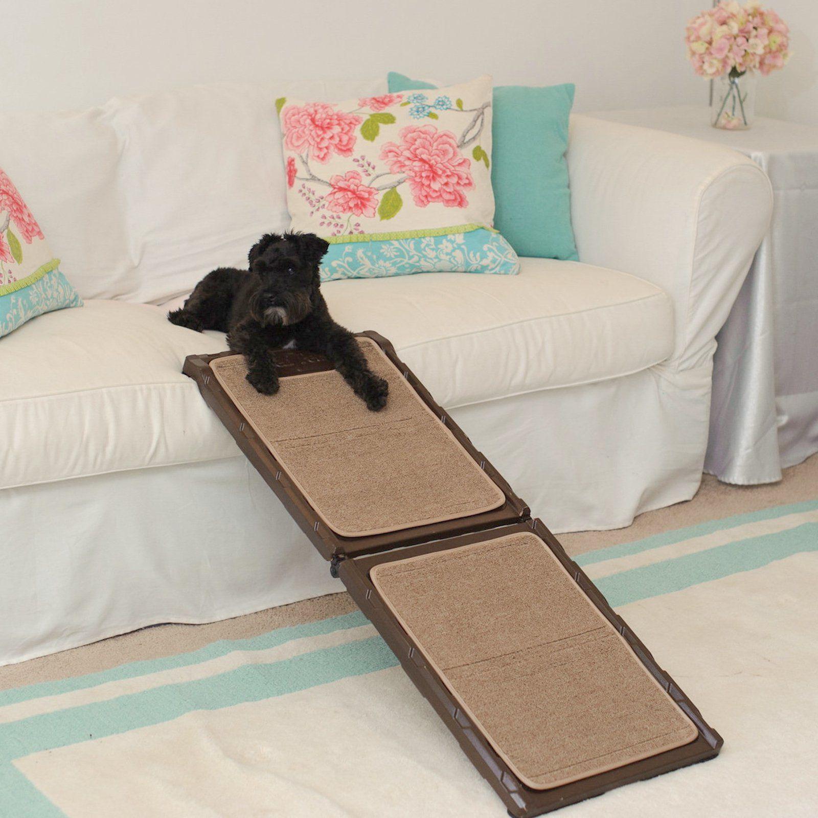 Mini Gen 7 Pets Indoor Carpet Ramp