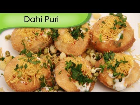 Dahi puri indian curd canape vegetarian fast food recipe by dahi puri indian curd canape vegetarian fast food recipe by ruchi bh forumfinder Images
