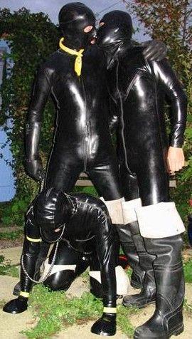 rubber internet master gay