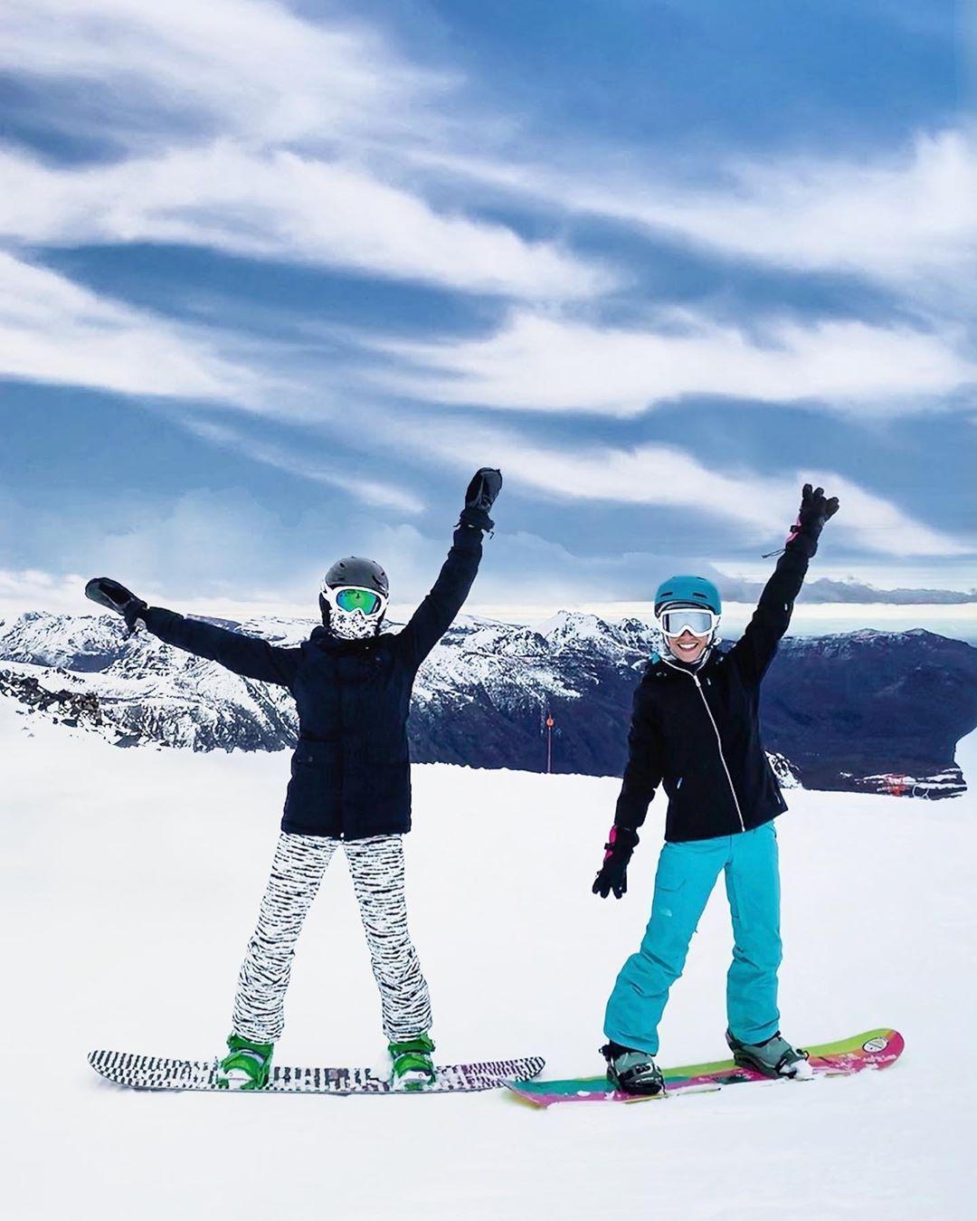 Marcela Fetter On Instagram Duplinha De Hoje Holy Snow