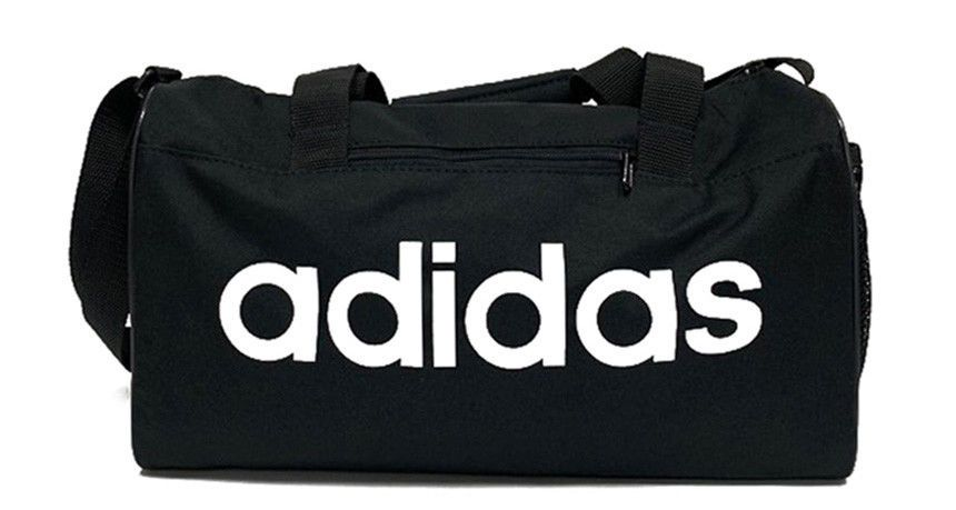 2ba35eda33 adidas Training Linear Core Duffle Bag XS Outdoor Fitness Soccer Black  DT4818  adidas  DuffleGymBag