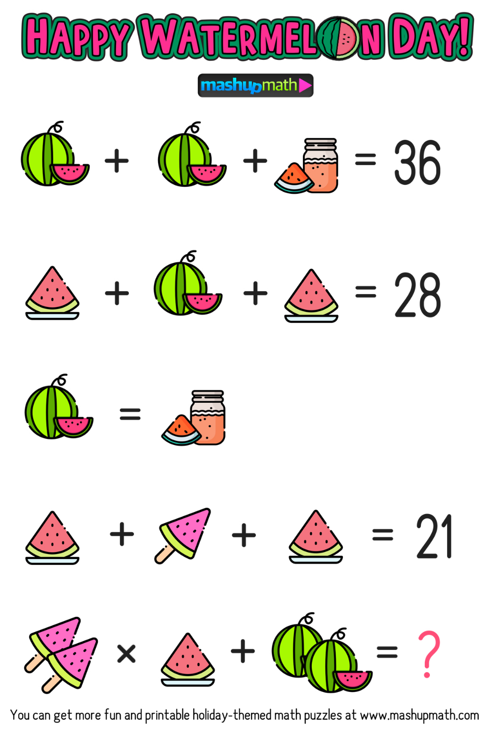 Pin By Louise Price On Classroom Ideas Maths Puzzles Picture Puzzles Brain Teasers 5th Grade Math [ 1477 x 1000 Pixel ]