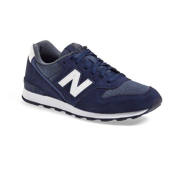 the best attitude 71b63 e0381 New Balance '696' Sneaker ($80) ❤ liked on Polyvore ...