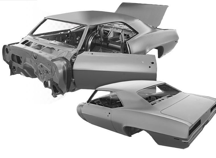 1969 Camaro Coupe Replacement Body Shell Classic Camaro Camaro Coupe Camaro