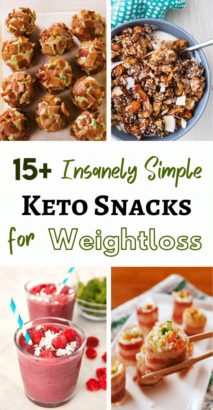 Keto Snacks:- 15 Ketogenic Snacks that'll help you lose weight!