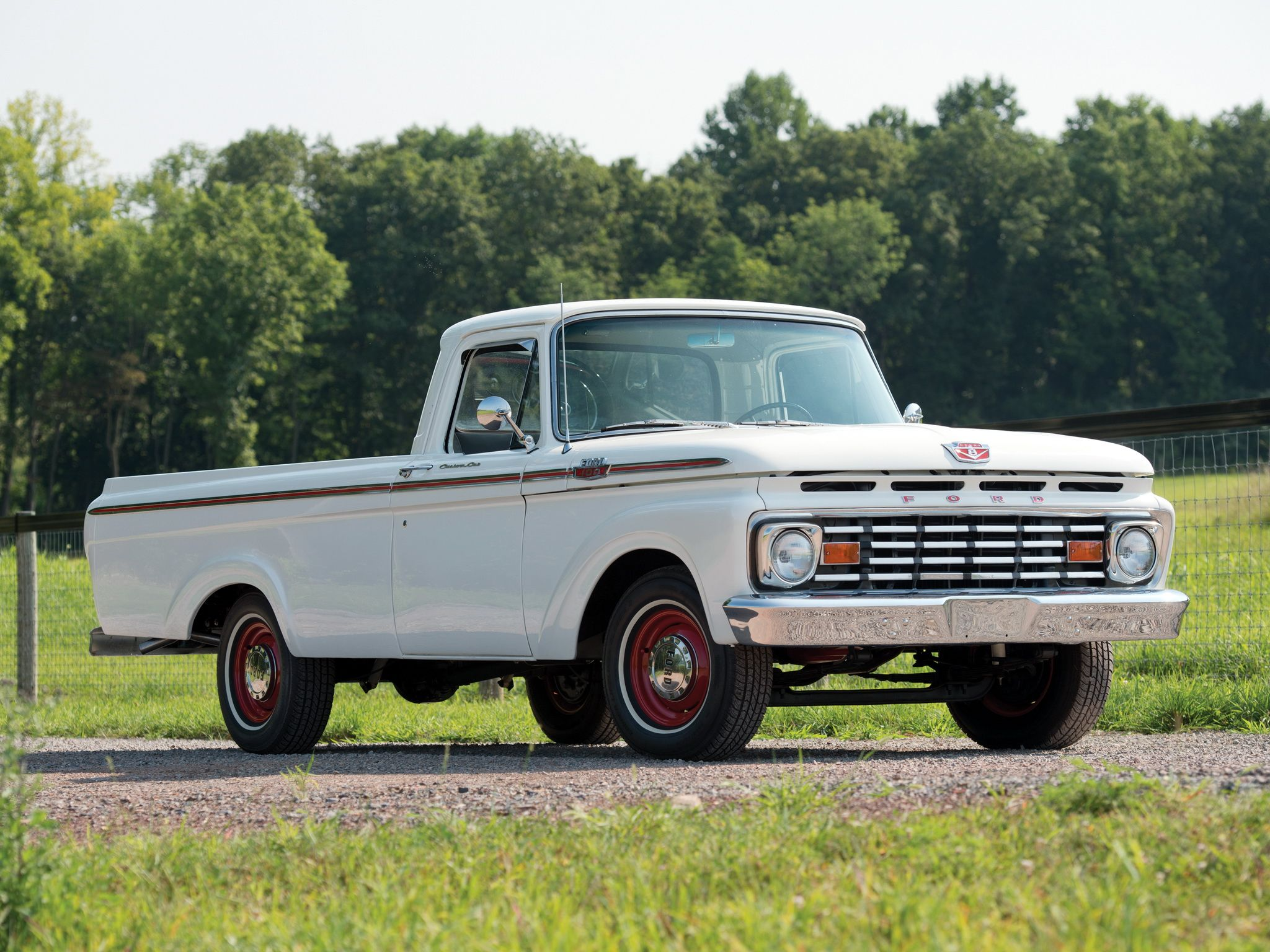 Images about trucks amp cars on pinterest ford trucks and ford trucks - 1963 Ford F 100 Custom Cab Styleside Pickup
