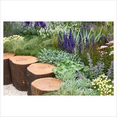 Image Result For Flower Bed Fencing To Keep Dogs Out Sensory Garden Garden Design Gravel Garden