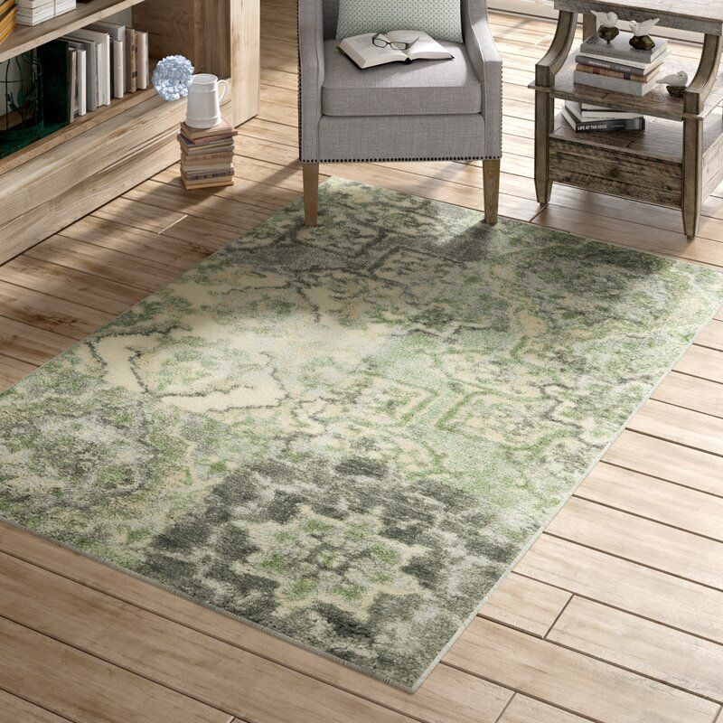 Marshawn Green Rug Green Area Rugs Area Rugs Washable Area Rugs