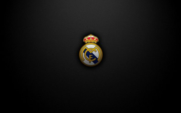 Real Madrid Black Wallpaper Hd Real Madrid Logo Wallpapers
