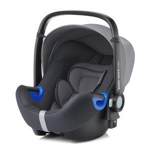 Britax Britax Römer Baby-Safe i-Size Storm Grey Black   Baby Gear ...