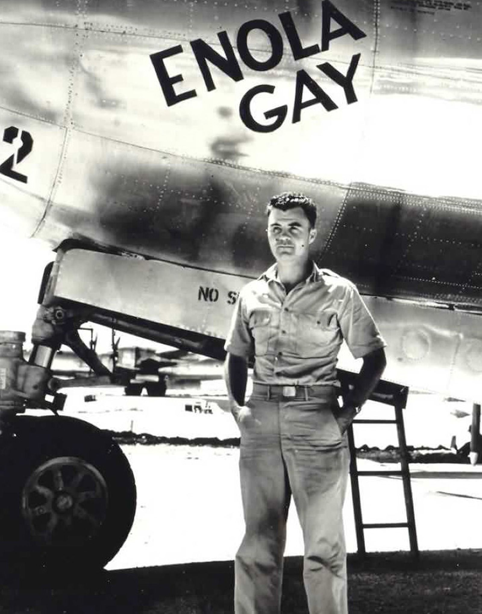 Paul Tibbets, the man who piloted the Enola Gay on its mission to Japan,  tells Studs Terkel why he has no regrets - and why he wouldn't hesitate to  use ...