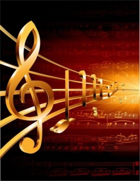 I Have Downloaded This Free Vector On Freepik Com Music Wallpaper Music Notes Classical Music